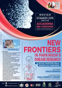 NEW FRONTIERS IN PARKINSON'S DISEASE RESEARCH