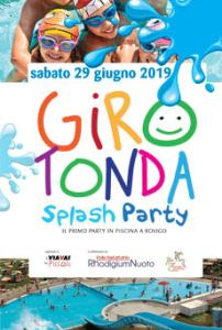 Girotonda Splash Party