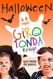 Girotonda Halloween party