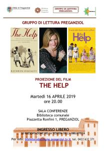 Poiezione del film THE HELP