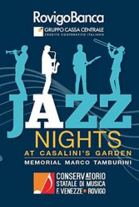 Jazz Nights at Casalini's garden