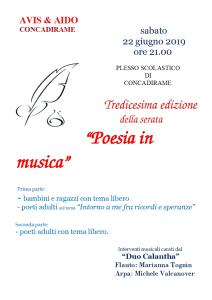 Poesia in Musica