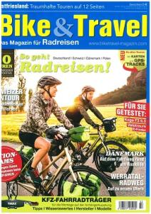 Copertina Bike e Travel